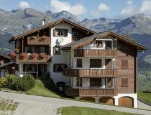 Obersaxen Affeier - Apartment Ferienwohnung Haus Arzgruoba Pfister-Henny Misanenga
