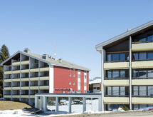 Obersaxen Affeier - Apartamenty Ferienwohnung Apparthotel Panorama Janka Misanenga