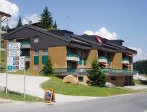 Obersaxen Affeier - Apartment Ferienwohnung Nodahüs Jenzer Affeier