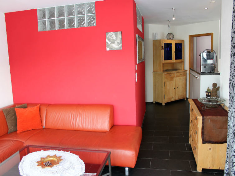 Apartamento de vacaciones Affeier Zollet cercana zona de esquí y para tobogán