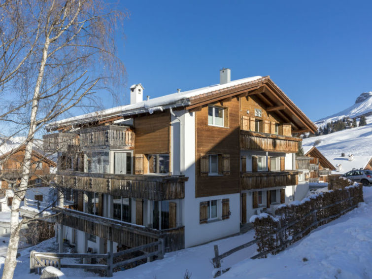Ferieleilighet Ferienwohnung Haus Bir Hischt Bianchi Misanenga for aking og med badstue