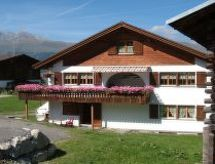 Obersaxen Meierhof - Ferienwohnung Ferienwohnung Alpakahof Riedi 2 Zarzana