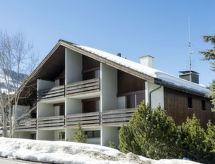 Obersaxen Meierhof - Ferienwohnung Ferienhaus Mirama Misanenga