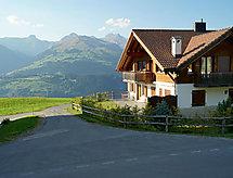 Obersaxen Meierhof - Ferienwohnung Haus Hebord
