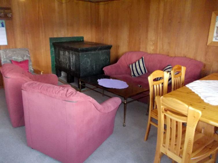 Apartamento de vacaciones Ferienwohnung Hof Arpagaus cercana zona de esquí y para barbacoa