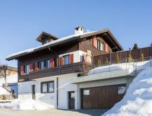 Obersaxen Meierhof - Appartement Ferienwohnung Bellavista Müller Meierhof