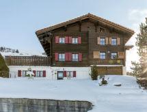 Obersaxen Meierhof - Ferienwohnung Bergheimat Maissen-Battaglia