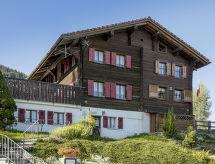 Obersaxen Meierhof - Appartement Ferienwohnung Haus Bergheimat Maissen-Battaglia Miraniga