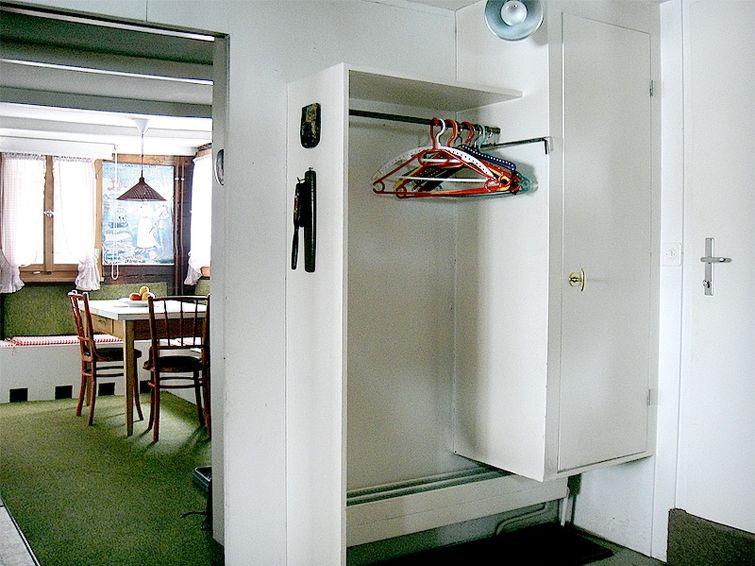 Ferieleilighet Ferienhaus Casa Cadruvi Giraniga for terrengsykling og med tv