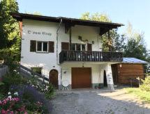 Obersaxen Flond - Apartment Ferienhaus O'sum Crap