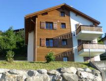 Obersaxen Surcuolm - Apartment Ferienwohnung Roda Mulin