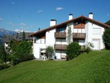 Obersaxen Surcuolm - Appartement Ferienwohnung Casa Siala Tomic-Egli