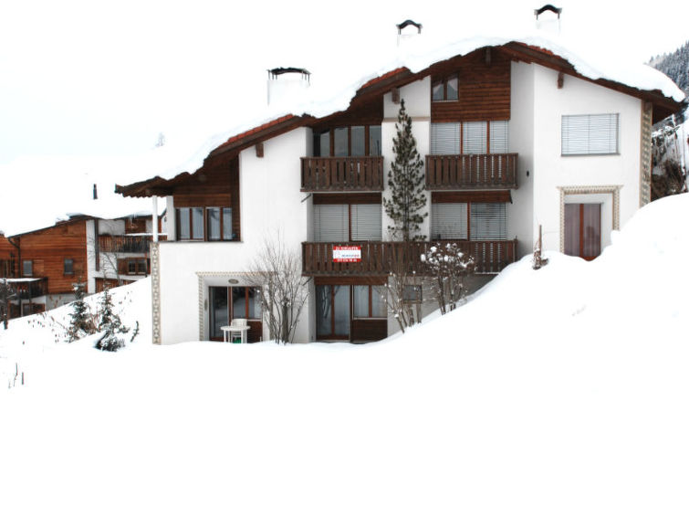 Ferienwohnung Casa Siala Tomic-Egli - Apartment - Obersaxen Surcuolm