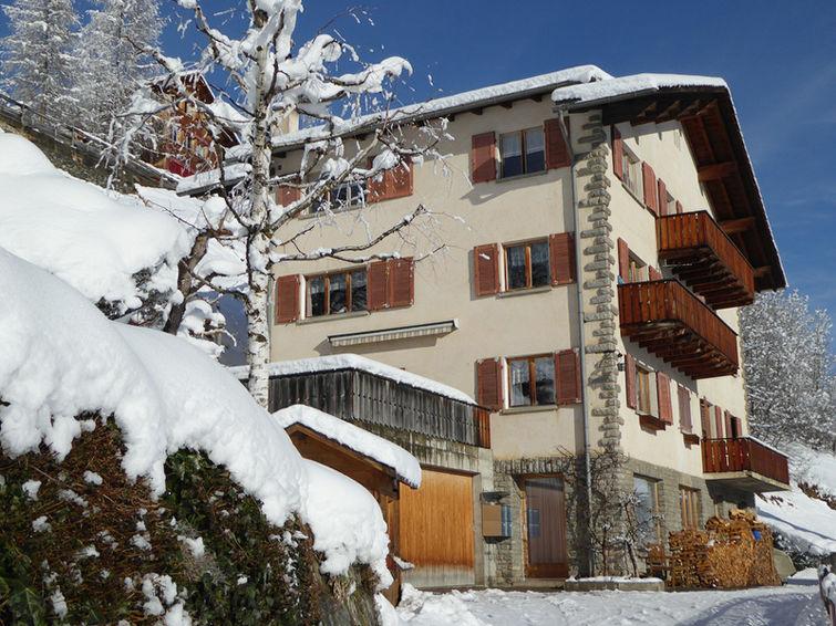 Apartamento de vacaciones Suiza, Surselva, Cumbel