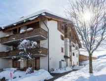 Vella - Apartment Ferienwohnung Davos Caplan B5 Ledermann
