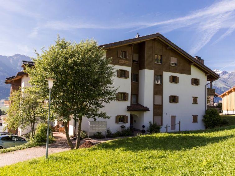 Apartamento de vacaciones Ferienwohnung Davos Caplan B5 Ledermann con permiso de mascotas y lavadora