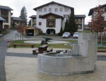 Vella - Apartment Ferienwohnung Casa Davos Cuort Good-Derungs