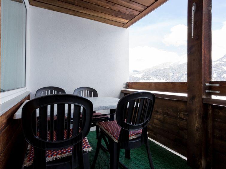 Apartamento de vacaciones Ferienwohnung Casa Crestas 147
