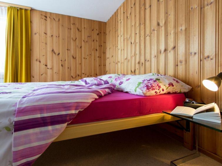 Apartamento de vacaciones Ferienwohnung Casa Crestas 147 con internet y para ciclismo de montaña
