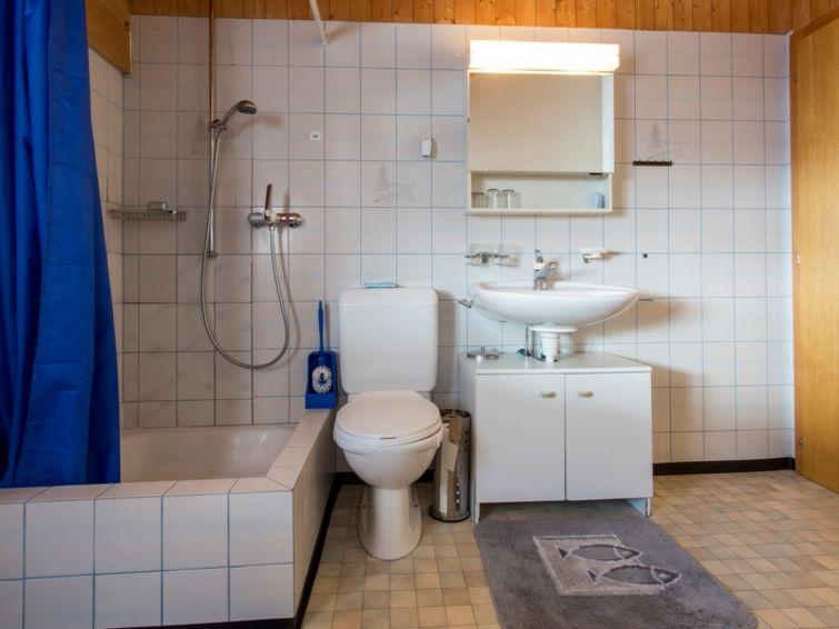 Ferielejlighed Ferienwohnung Pruastg Gartmann til bbq og med vaskemaskine