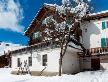 Lumbrein - Apartment Ferienwohnung Fontauna 35 Capaul