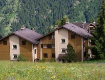 Lumbrein - Apartment Ferienwohnung Signina Brun
