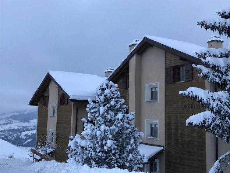 Apartamento de vacaciones Ferienwohnung Signina Brun
