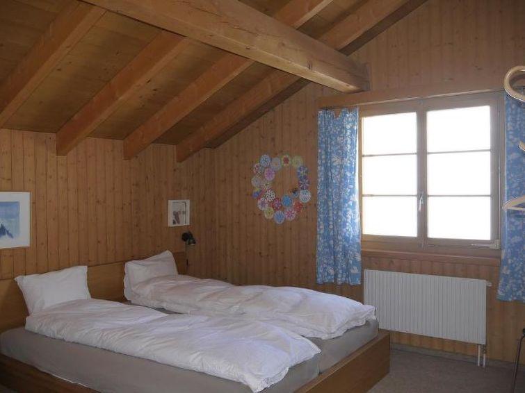 Ferielejlighed Ferienwohnung Signina Brun tæt på skiområdet og til mountainbike