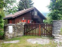 Vuorz - Apartamenty Ferienhaus Chalet Casa Muein Müller-Lhotska Waltensburg