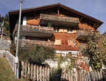Ferienwohnung Casa Sulegliva-Capuot Gschwend Andiast sífutásra és hegyi kerékpározáshoz