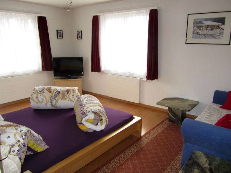 Apartamento de vacaciones Ferienwohnung Cilli Carigiet