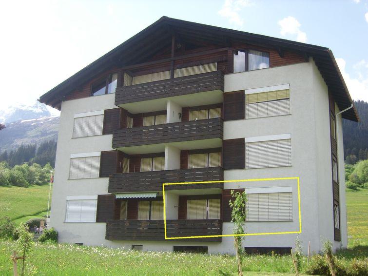 Apartamento de vacaciones Ferienwohnung Anita 1 Defuns Brigels