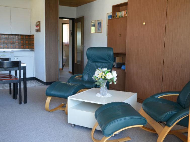 Apartamento de vacaciones Ferienwohnung Flurina 19 Defuns Brigels