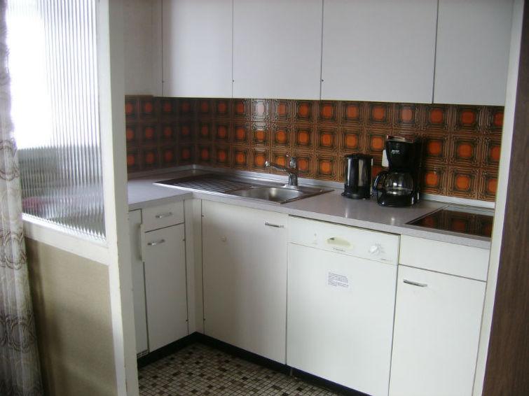 Apartamento de vacaciones Ferienwohnung Flurina 19 Defuns Brigels con tv y para montar