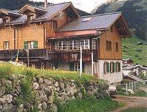Breil - Ferienwohnung Crestas Calzaferri (1. Stock)