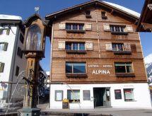 Breil - Ferienwohnung Familienhotel Alpina (FeWo)