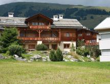 Breil - Apartment Ferienwohnung Casa Muladiras Richter Brigels