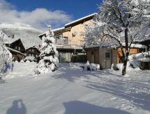 Breil - Appartement Ferienwohnung Casa Acazia Schwab Brigels
