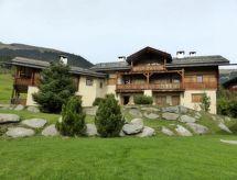 Breil - Apartamenty Ferienwohnung Casa Muladiras Sutter Brigels