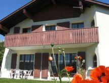 Breil - Ferienwohnung Ferienhaus Casa Mirada Grisch Brigels