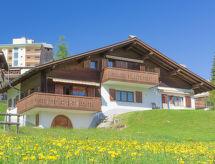 Breil - Apartment Ferienwohnung Casa Panorama Camartin Brigels
