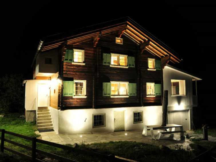 Ferieleilighet Ferienhaus Casa Mulinera Cathomas Brigels