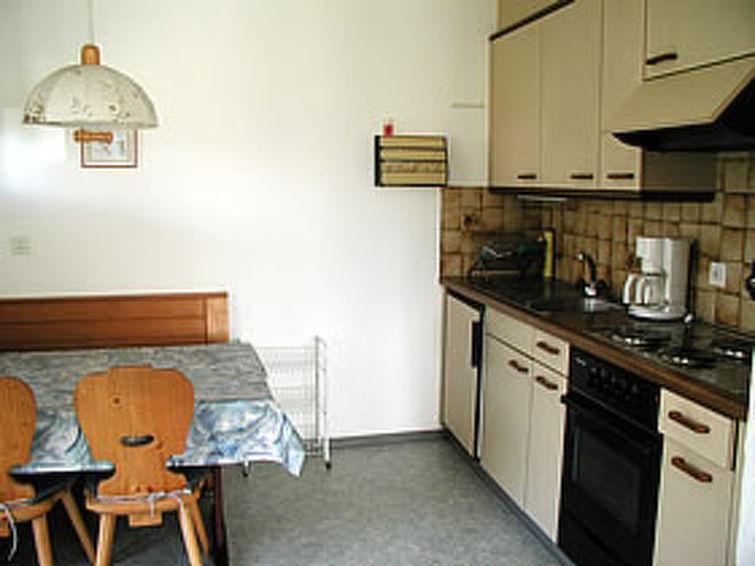 Apartamento de vacaciones Ferienwohnung Furnal Tuor Brigels para el senderismo y sobre hielo