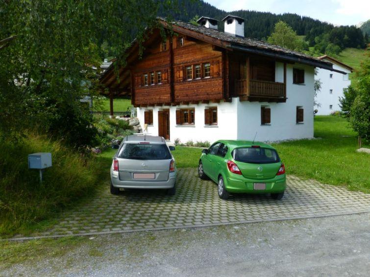 Apartamento de vacaciones Ferienwohnung Casa Ravinatscha Brigels
