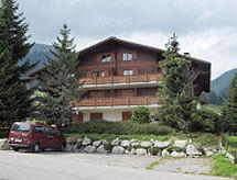 Ferienwohnung Casa Palius Stahl Brigels