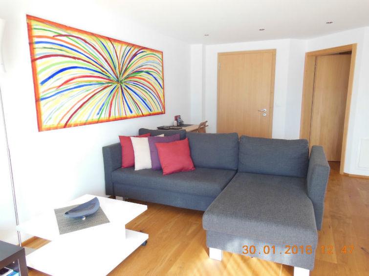 Apartamento de vacaciones Refugi Balett para el senderismo y cercana zona de esquí