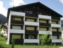 Breil - Appartement Ferienwohnung Flurina 8 Krisch Brigels