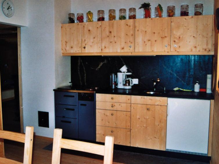 Apartamento de vacaciones Berghaus Sper Caplutta