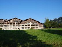 Disentis - Appartement Disentiserhof Robbiani