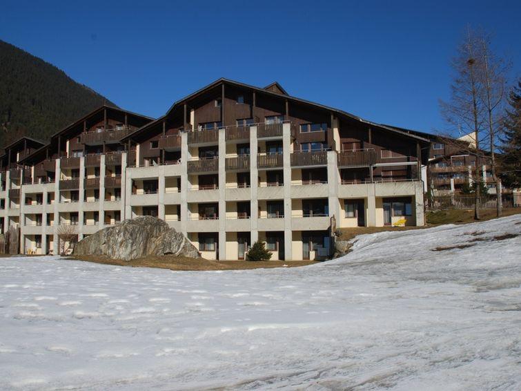 Disentiserhof Robbiani - Apartment - Disentis